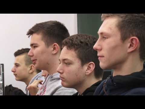 Promo video - Srednja strukovna škola u maškarama