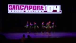 Comradery - Singapore Dance Delight Vol. 4 Finals (2013)