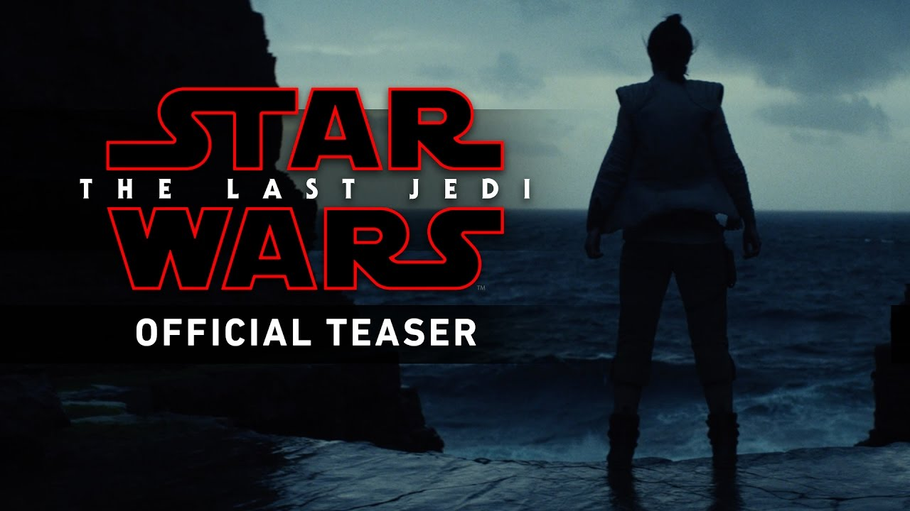 Movie Trailer: Star Wars: The Last Jedi (2017)