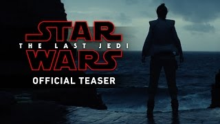 "Have a seat and just breathe: The ""Star Wars: The Last Jedi"" trailer is here"