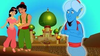 Аладдин и волшебная лампа - Мультфильм - сказки для детей - сказка