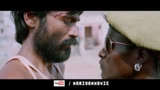Mariyaan - Official Trailer - Dhanush, Parvathi Menon