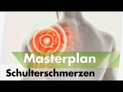 Schmerzen im unteren Rückenbereich auf der linken Seite