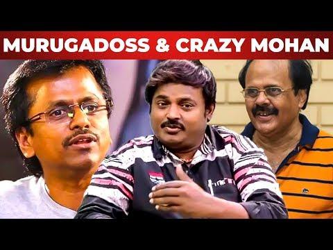 Murugadoss Crazy Mohan ku Wait Pannuvaru! - Praveen Gandhi Opens up | AR Murugadoss | Kamal Haasan