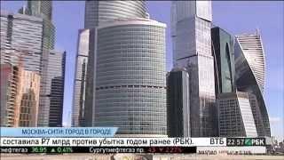 Москва-Сити: город в городе
