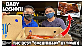 """SOLID """"COCHINILLO"""" DEFINITELY ONE OF THE BEST IN TOWN!!!"""