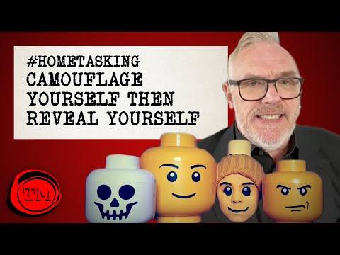 Hometasking: Domácí kamufláž