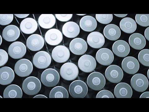 How Tesla Make Their Batteries