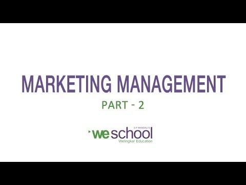 Sales & Marketing Management | WeSchool Hybrid Learning ...