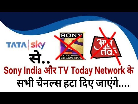 Download tata sky removes all sony picture network channels india