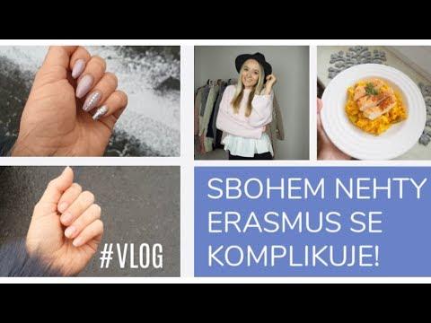 ERASMUS SE KOMPLIKUJE | SBOHEM NEHTY | #vlog