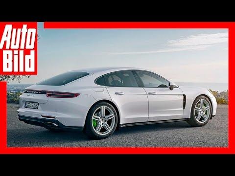 Porsche Panamera 4 E-Hybrid (2016) - Details/Erklärung