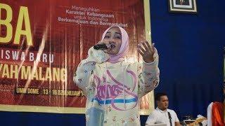 Fatin Shidqia Lubis Jangan Kau Bohong Live Universitas Muhammadiyah Malang