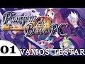 Phantom Brave 01 vamos Testar Muita Hist ria pt br