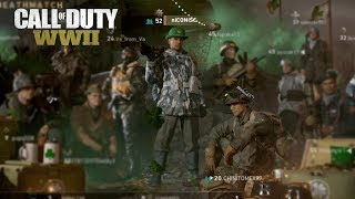 Call of Duty WWII - I AM THE BEST YOU ARE THE WORST