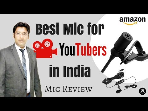 Best Mic for YouTubers in India 2019 1