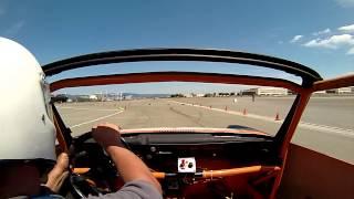 Porsche Club of America, Golden Gate Region Autocross #5
