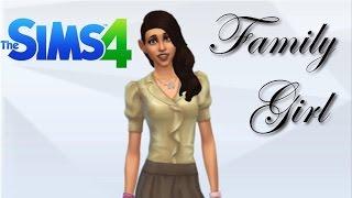 The Sims 4 - Family Girl S01E01 A Family Girl is Born
