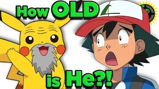 Game Theory: What is Ash Ketchum's REAL Age? (Pokemon)