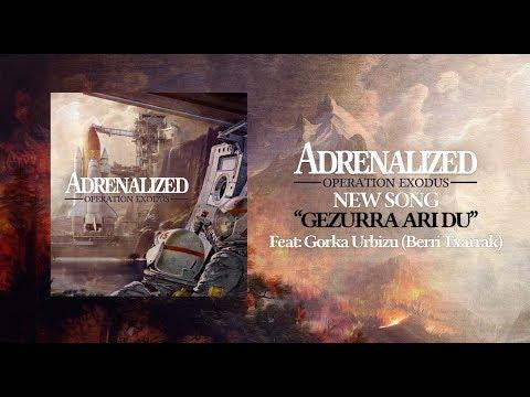 Adrenalized  taldearen  'Gezurra  ari  du'  kantuaren  bideoklipa