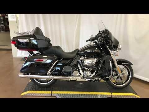 2020 Harley-Davidson® Electra Glide Ultra Limited FLHTK W/ RDRS