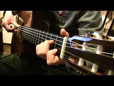 Katyusha - Fingerstyle Guitar Tab - Музыка для Машины