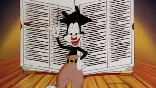 Animaniacs - All the Words in the English Language but it's in its original pitch Part 2