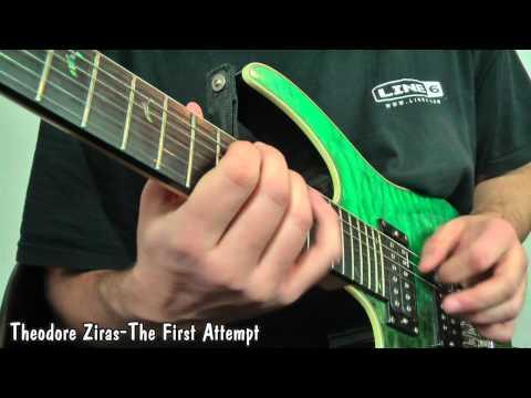 Theodore Ziras performs
