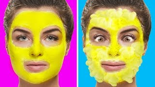 21 UNEXPECTED BEAUTY HACKS