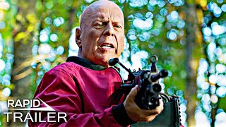 APEX Official Trailer (2021) Bruce Willis, Action Movie HD