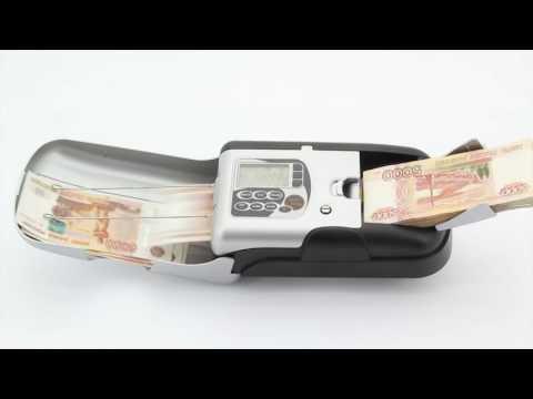 Автоматический счетчик-детектор банкнот PRO NC 1300