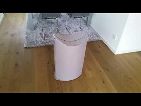 Vorstellung und Erklärung:  Blomus Wäschesammler - Modell/Typ