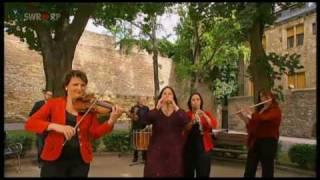 Ensemble Chantal La Pulce D'Acqua SWR Sonntagstour Angelo Branduardi