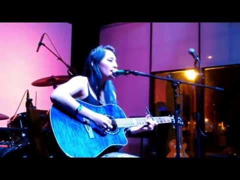 The Only Exception Paramore Cover Live at Open Stage Club- Hikari Hart