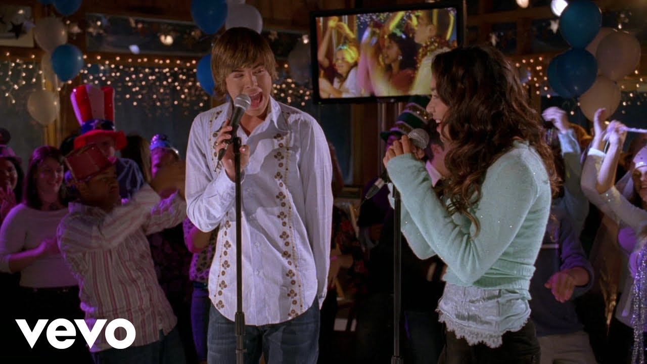 Übersetzung: High School Musical - Start of Something New