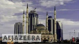 War-torn Chechnya undergoes transformation