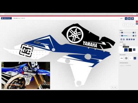 Designing Your Own Decals Couldn't Be Easier With Motocal. Mp3