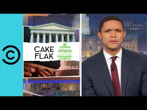 The Gay Wedding Cake Debate | The Daily Show