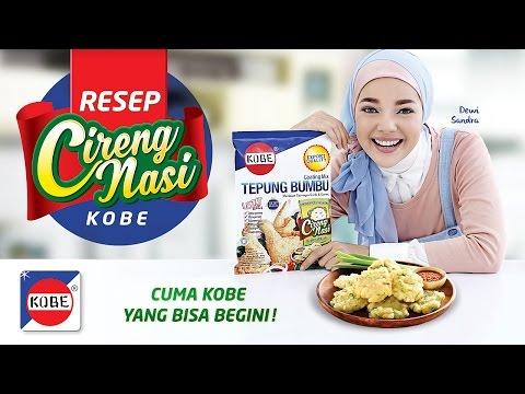 Video Resep Cireng Nasi Praktis & Cepat: Cireng Nasi KOBE