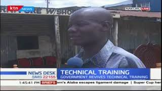 Government release money to improve technical training | KTN News Desk