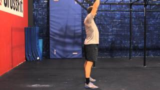 The Kettle Bell Swing