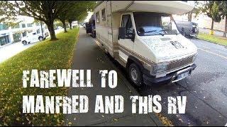 Manfred's RV Hit An Overpass!