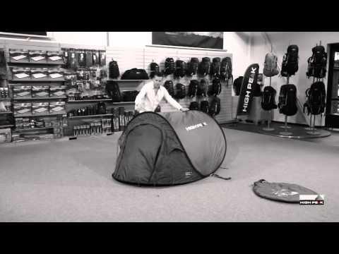 High Peak Zelt Vision 2 / Vision 3 Aufbauvideo / setup video