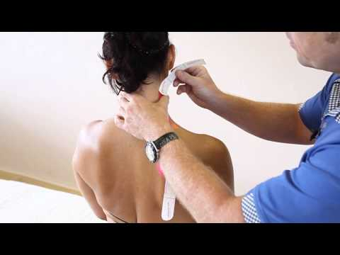 Video Trapezius and Levator Scapulae Pain (Sakit Tepi & Bawah Leher)
