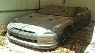 Abandoned luxury cars around the world 🚘🗝️🚗