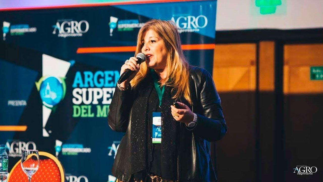 Lourdes D'Arrigo - Directora de Comercio de Corrientes