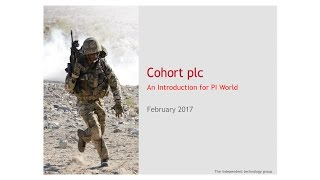 cohort-chrt-investor-presentation-february-2017-17-03-2017