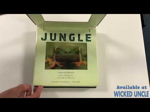 Youtube Video for Jungle Photicular Book - Animals in Living Motion