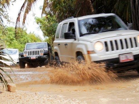 Safari jeep tour in Tulum (Sian kaan)