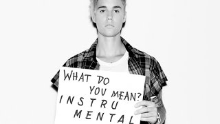 Justin Bieber – What Do You Mean Instrumental